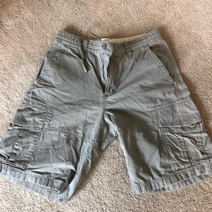 North Face Cargo Shorts